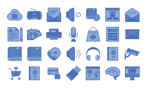 100 Icons Download