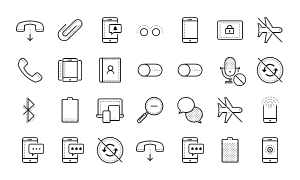 Icons8 Mobile Icons