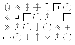All sets of Dario Ferrando   Free icons, freebies icons