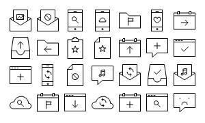 All sets of Dario Ferrando | Free icons, freebies icons