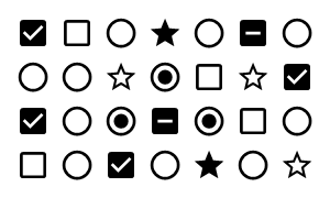 Material Design Icons Master Toggle