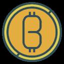 Bitcoin Icon Swifticons Marketing Colored