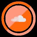 Cloud Music Sound Soundcloud Icon Innodesu Social Media Icons