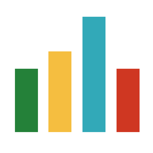 Bar Chart Black Background Business Data Diagram Graph Icon Charts And Diagrams 1