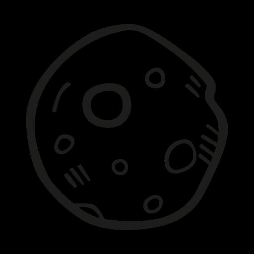 basic black-full almost icon
