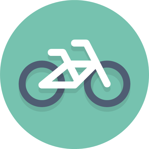 bike, icon, pedal, cycle, figure, idol, picture, portrait, symbol, ikon, likeness, portrayal, representation, graphic image, graphical user interface