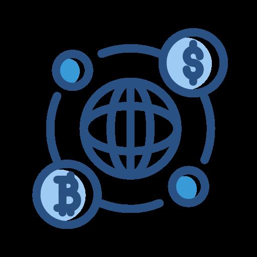 كن متسقًا في تشغيل خطة تداول Bitcoin+currency+money+exchange-1320568025983505736