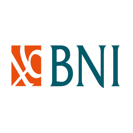 bni indonesia indonesian negara icon banks in indonesia logo badge bni indonesia indonesian negara icon