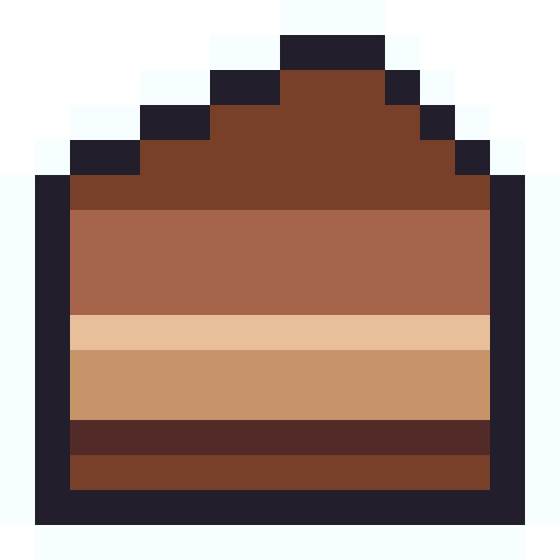 cake, loaf, block, brick, lump, mass, slab