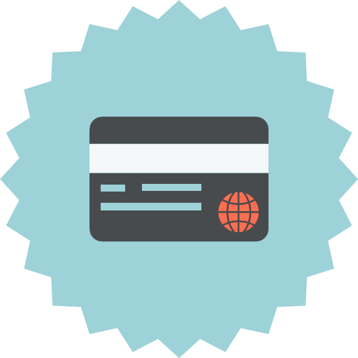 card, card, credit, ecommerce, money, payment, methode, sale, icon, badge, calendar, check, label, poster, program