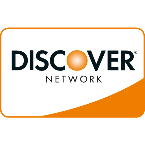 Cash checkout discover network online shopping payment method icon