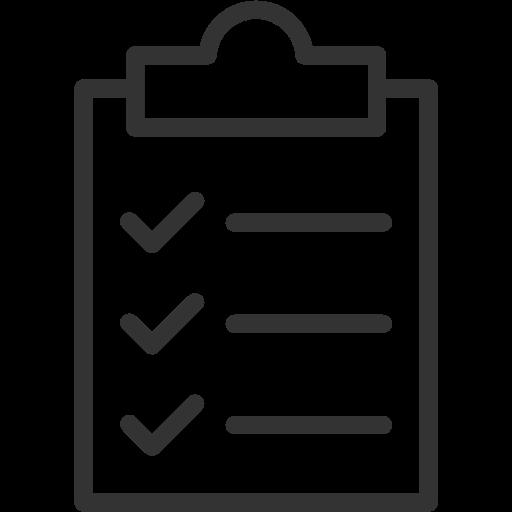 Checklist icon - Themeisle Icons Graphics