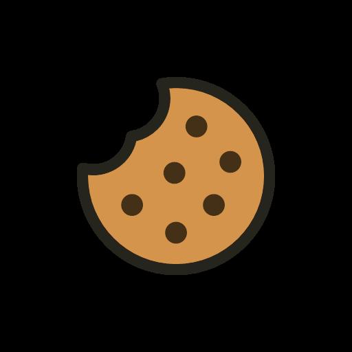 Christmas Holidays Icon.Christmas Cookie Food Holidays Icon