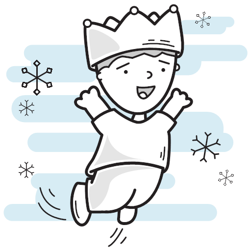 Christmas Crown King Leaping Lord Prince Icon 12 Days Of Christmas Crown for christmas (original title). icons for free