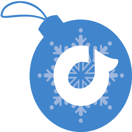 christmas, rdio, icon