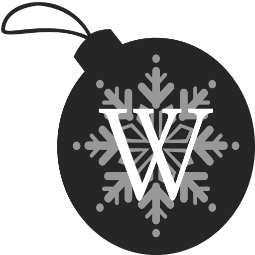 christmas, wikipedia, icon