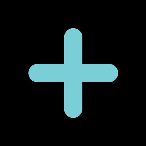 circle, cross, increase, plus, icon