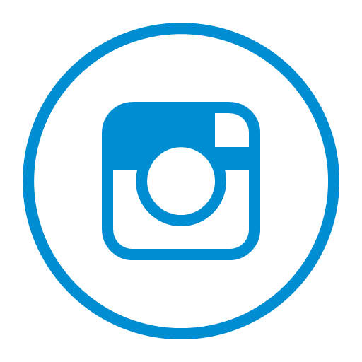 circle instagram media photo round social icon