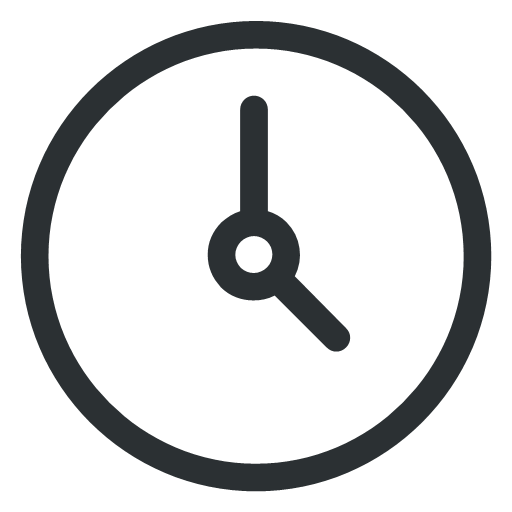 clock office time icon - Commercial Use | Free icons, freebies icons