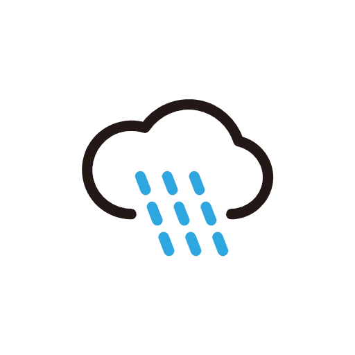 cloudy, forecast, rain, weather, icon
