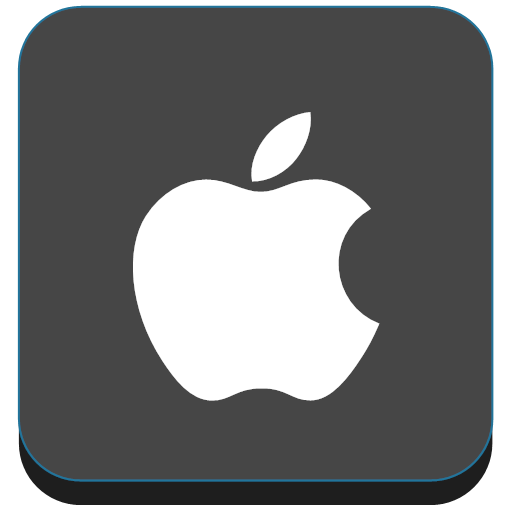 computer, device, fruit, iphone, smartphone, icon