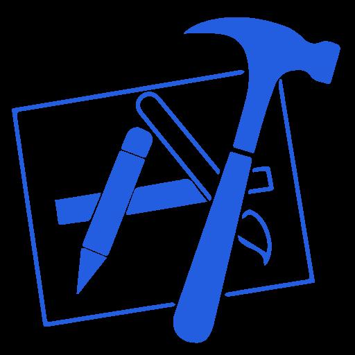 develop developing folder xcode icon