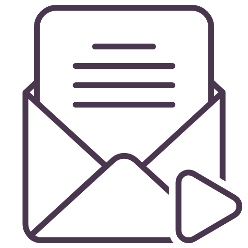 envelope, letter, mail, message, icon