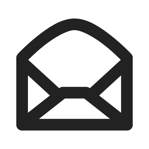 envelope, letter, mail, message, open, icon
