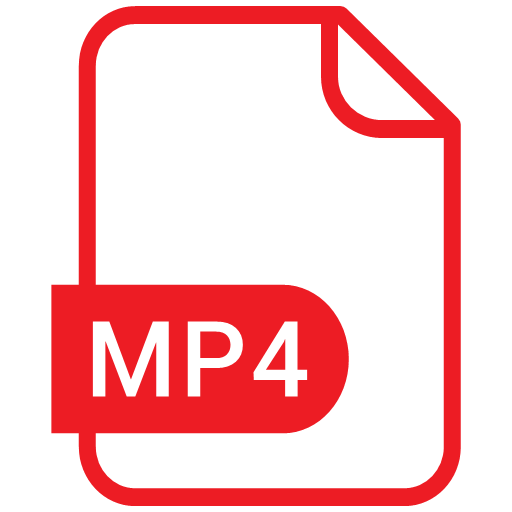 Eps format mp4 icon - File Extension Names Vol 8
