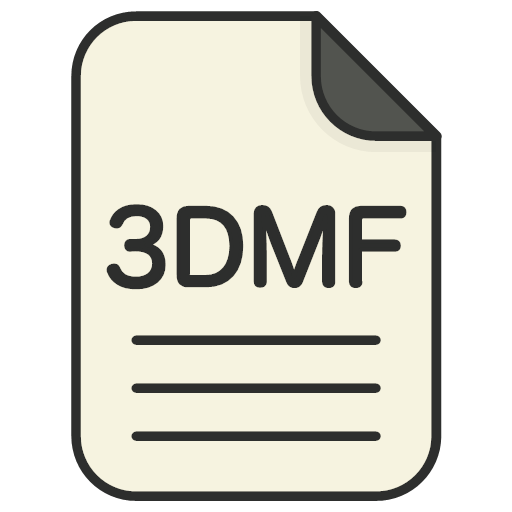 file, file, 3d, file, 3dmf, format, type, icon, book, case, data, directory, dossier, folder, information