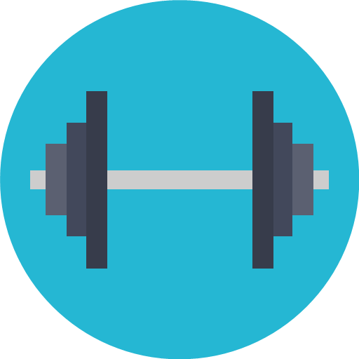 fitness gym gymnasium icon forall fitness gym gymnasium icon forall