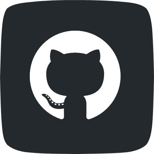 git, github, hosting, internet, used, for, code, version, control, icon