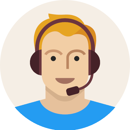 headset, male, man, support, user, young, icon