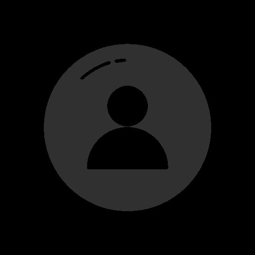 Instagram Person Profile Icon Instagram Ui Glyph