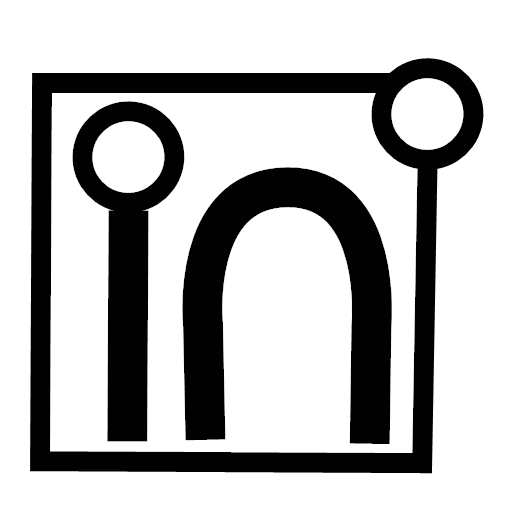 Job Linkedin Nework Platform Social Work Icon