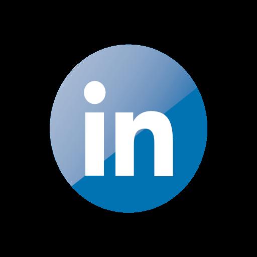 Linked In Linkedin Media Professional Social Icon Social