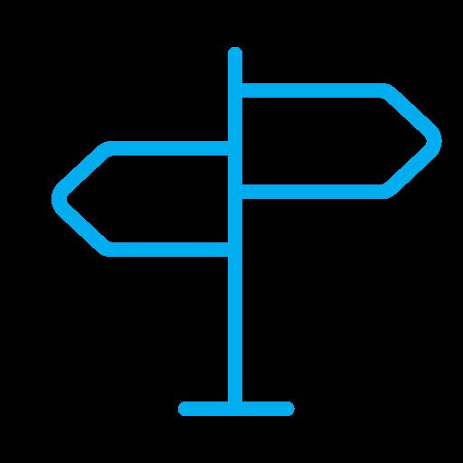 map navigation navigator pointer roadmap icon