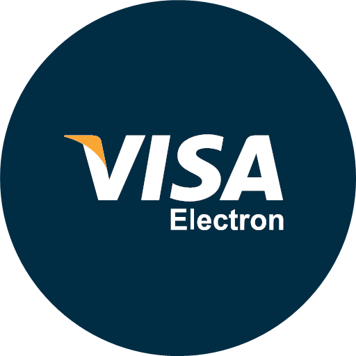 Money payment shopping visa visa electron icon - Circle Payment