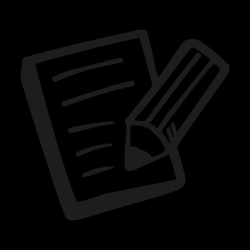 Notes icon - Good Idea Icon Set V2