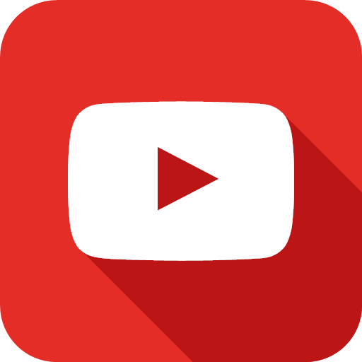 Tube video you youtube icon - Micon Social Pack