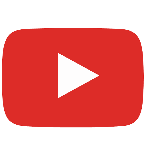 Video youtube icon - Social Icons Color